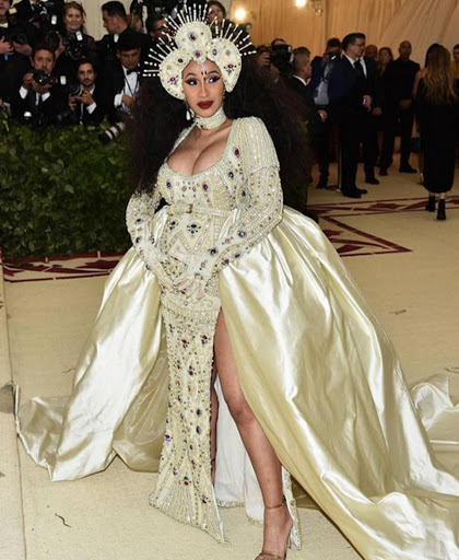 Drippin' Head To Toe: The Times Cardi B's outfits were to die for