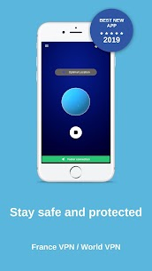 France VPN – Unlimited FREE & Fast Security Proxy App Download For Android 8
