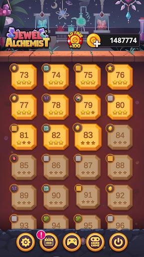 لعبة Jewel Alchemist: مطابقة 3 لقطات من الألغاز 4