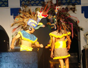 Photo: Danza prehispanica