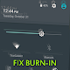 Tutorial fix screen burnin - fixing burnin/shadow Download on Windows