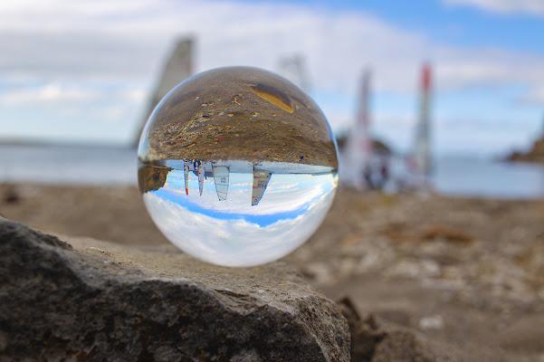 il mare nel vetro di g.de.f