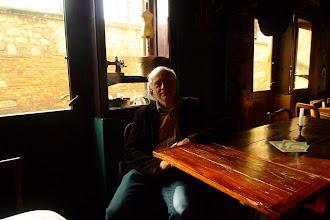 Photo: Prof. Martin van Bruinessen, Dutch anthropologist, the author of many publications on the Kurds.  Kraków, November 2013