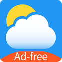 WeatherClear - Ad-free Weather, Minute forecast icon