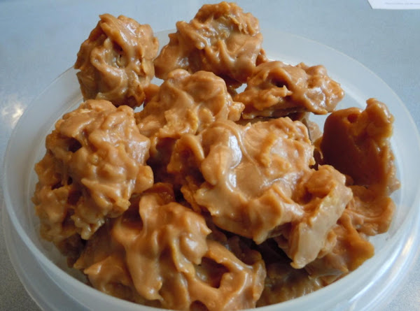 Boiled Corn Flake Peanut Butter Cookies Recipe