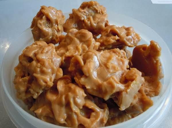 Boiled Corn Flake Peanut Butter Cookies Recipe