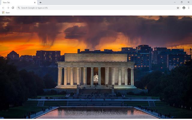 Lincoln Memorial Washington D.C.