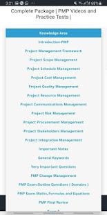 Download PMP,RMP,SP Exam Prep 2020 For PC Windows and Mac apk screenshot 4
