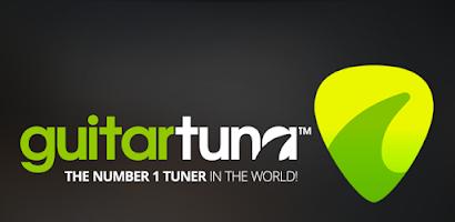 guitar tuner free guitartuna android app on appbrain. Black Bedroom Furniture Sets. Home Design Ideas
