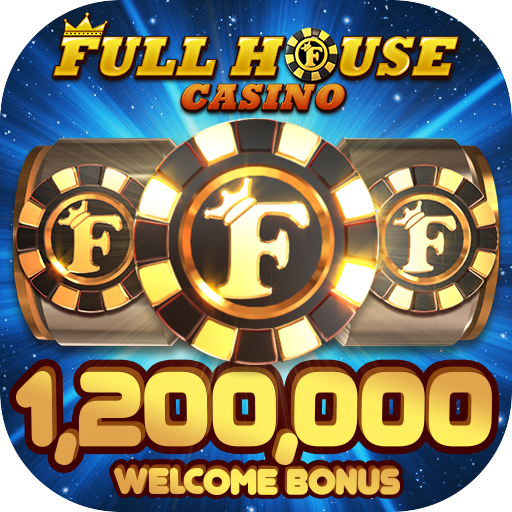 Full House Casino - Free Vegas Slots Casino Games Icon