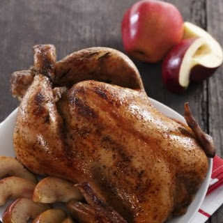 Recipe for Slow Cooker (crockpot) Herbed Whole Chicken