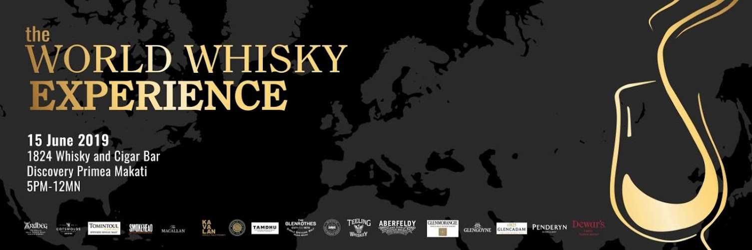 The WORLD WHISKY EXPERIENCE