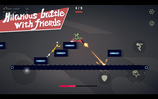 Stick Fight screenshot 4