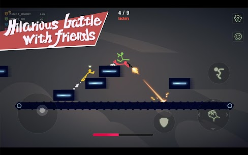 Stick Fight: The Game Mobile 4