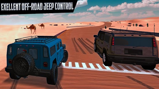 Real Desert Safari Racer for PC-Windows 7,8,10 and Mac apk screenshot 12