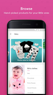 App Hopscotch - Shop for your baby APK for Windows Phone