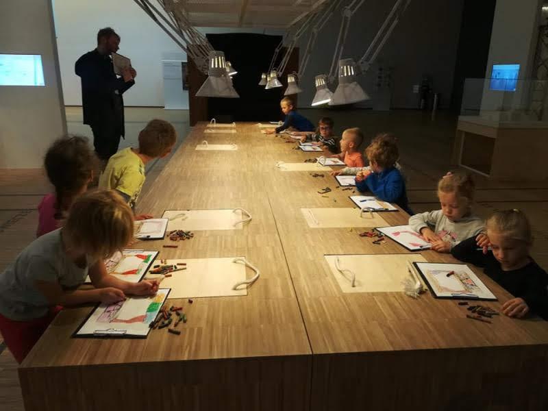 Słoneczka w Muzeum Śląskim