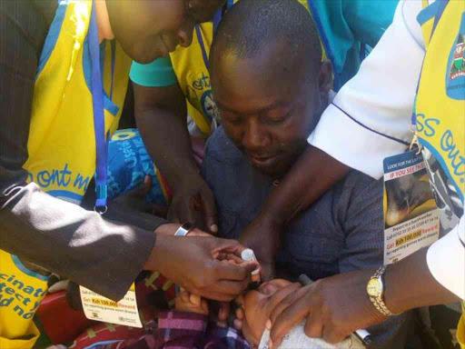 Polio vaccination kicks off in Nairobi today