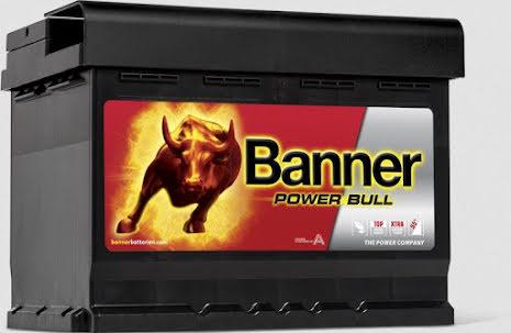 Banner Power Bull 12v 60Ah P6009
