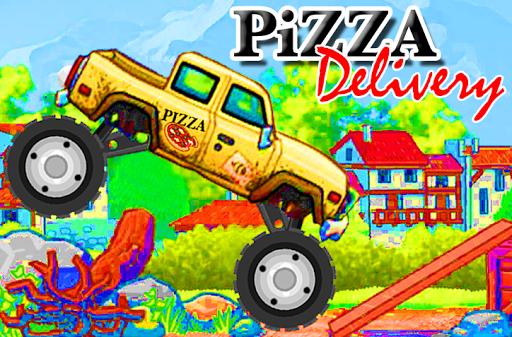 Pizza Delivery Rush Hill Climb