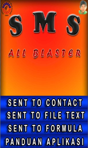 SMS ALL BLASTER
