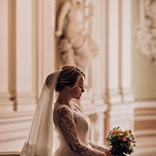 Wedding photographer Anna Kiseleva (Temperance). Photo of 05.10.2018