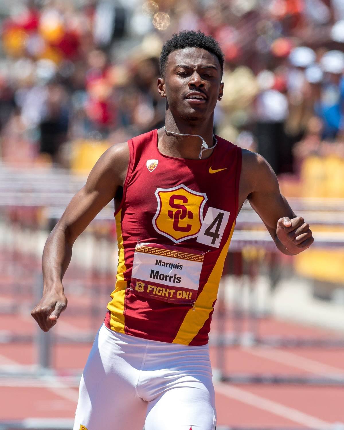 ucla vs usc track meet results