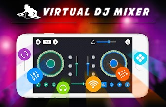 Virtual DJ Mixer 1 2 latest apk download for Android • ApkClean