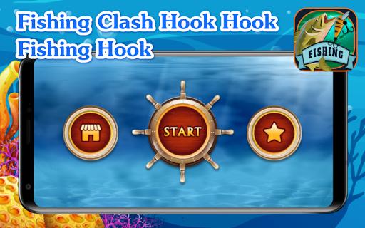 Fishing Clash Hook Hook Fishing Hook 1.1 screenshots 1