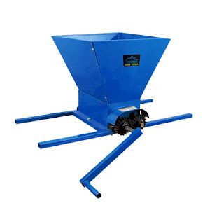 Zdrobitor manual de struguri, 350 Kg/Ora, 25 Litri,