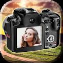 Camera Photo Editor Picframes icon