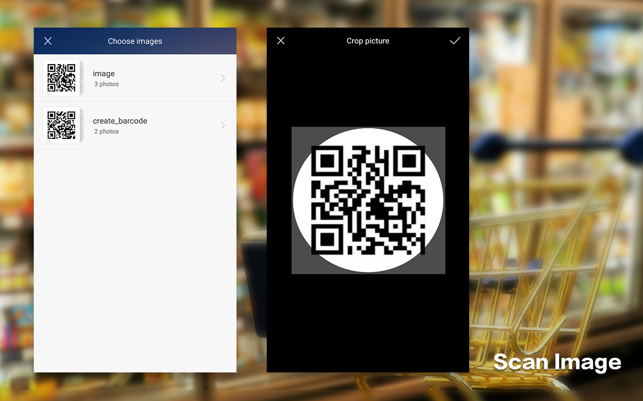 QR Code Scan & Barcode Scanner- screenshot