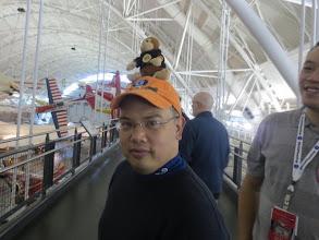 Photo: Hat Rider Timmy!
