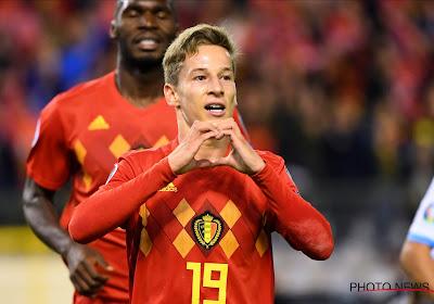 L'Anderlechtois Yari Verschaeren élu Espoir de l'Année