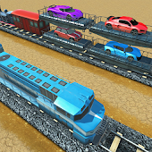 Indian Train Transporter Sim