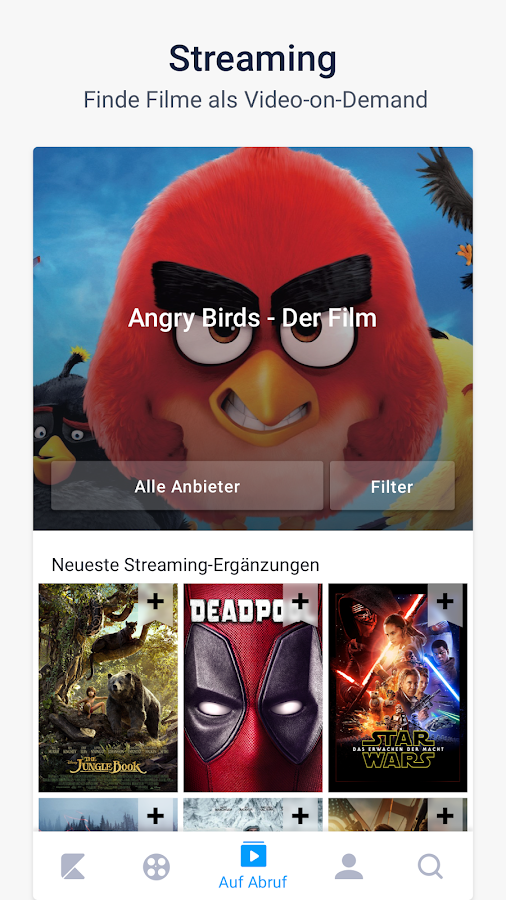 kinoprogramm filme android apps on google play. Black Bedroom Furniture Sets. Home Design Ideas