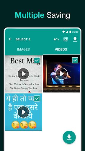 Status Saver for WhatsApp Video, Status Downloader 1.0.2 screenshots 2