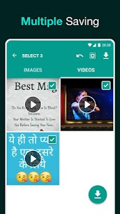 Status Saver for WhatsApp Video, Status Downloader App Download For Android 2