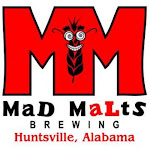 Logo for Mad Malts Brewing