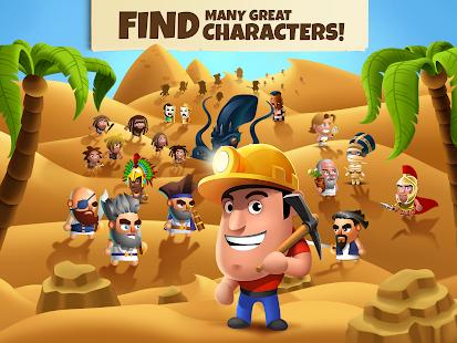 Download Diggy's Adventure: Escape this 2D Mine Maze Puzzle APK