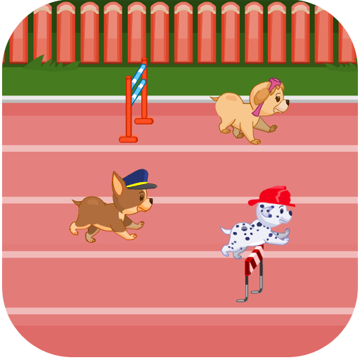 Pups Race for Paw (game)