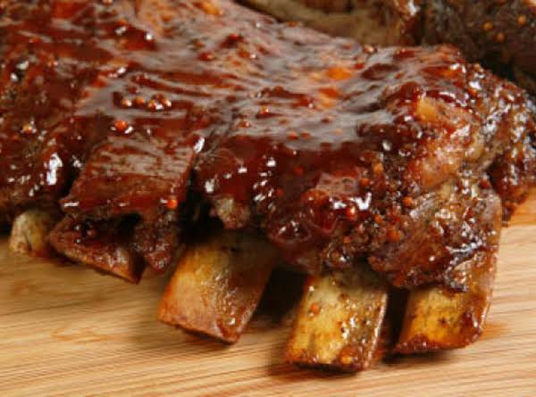Barbecue Style Ribs