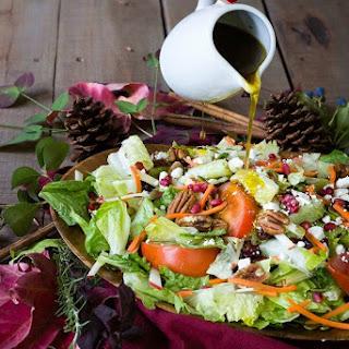 Wildflower Blossom Honey Balsamic Harvest Chop Salad