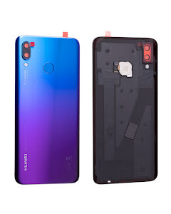 Nova 3 Back Cover Purple