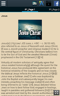 Biography of Jesus Christ - náhled