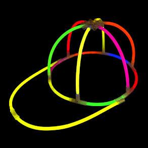 Glowstick, keps