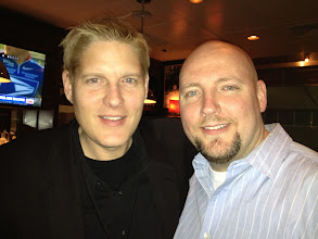 Photo: Stephen and Patrick