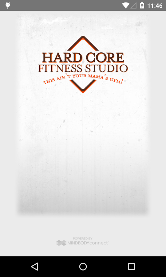 Hard Core Fitness Studio- screenshot