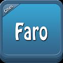Faro Offline Map Travel Guide icon