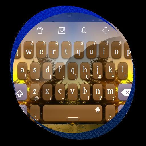 ツリーシャドウ TouchPal テーマ 個人化 App LOGO-APP試玩